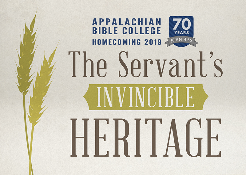 Appalachian Bible College - Homecoming